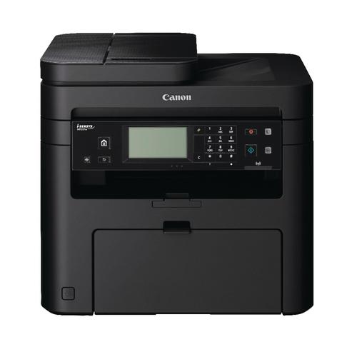 Canon i-Sensys MF237w Mono Laser Printer (All in one machine - print, copy, scan and fax) 1418C111