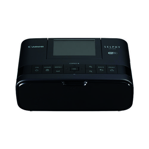 Canon Selphy CP1300 Inkjet Printer Black (Wireless prints from Apple AirPrint Canon Print) CO65344