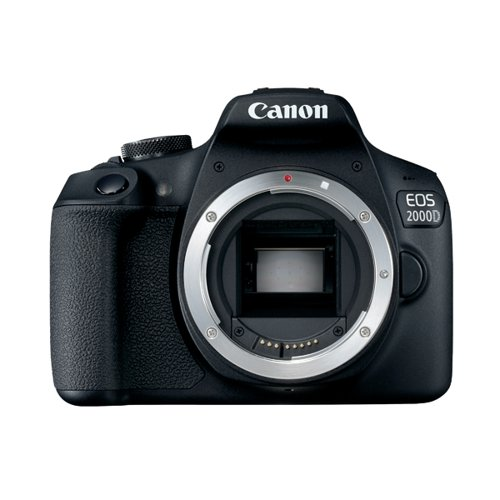 Canon EOS 2000D Digital SLR Camera Body 2728C004AA