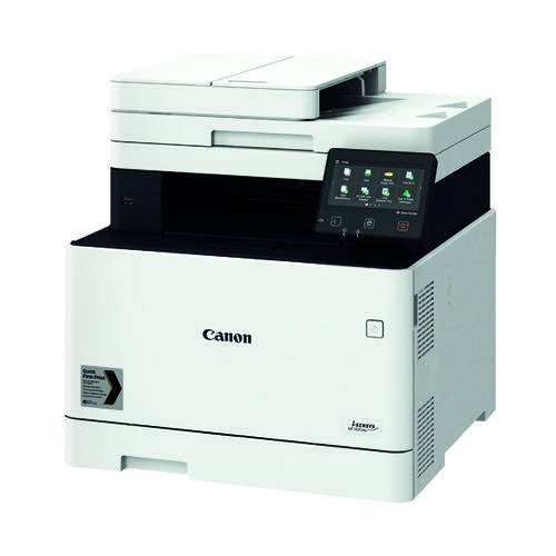 Canon i-SENSYS MF742Cdw Multifunction Printer 3101C034