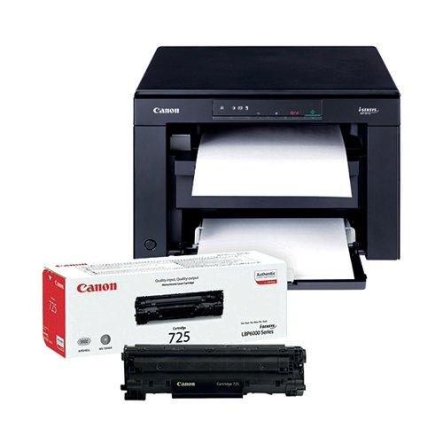 Canon i-SENSYS MF3010 Printer and Toner Bundle 5252B035