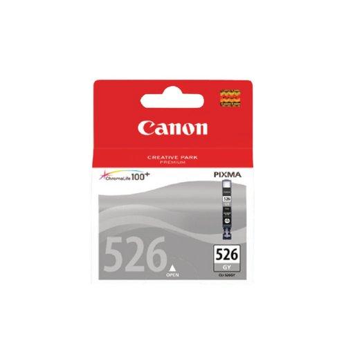 Canon CLI-526GY Grey Ink Cartridge 4544B001