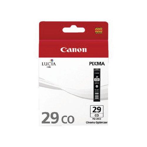 Canon PGI-29 Chrome Optimiser Ink Cartridge 4879B001