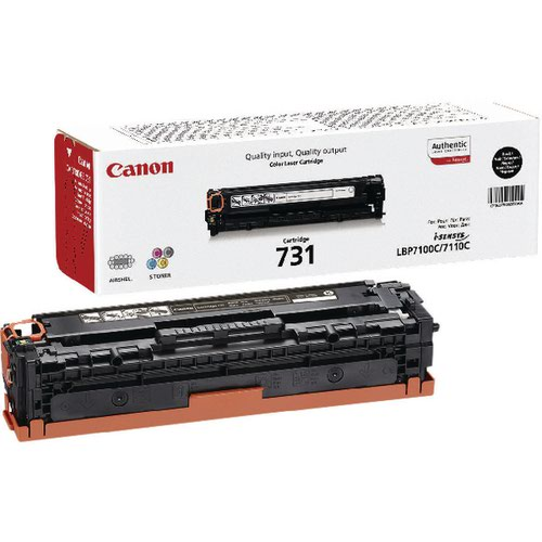 Canon 731H Black High Yield Toner Cartridge 6273B002