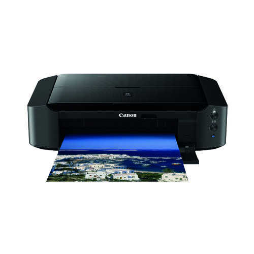 Canon Pixma iP8750 Inkjet Photo Printer Black 8746B008