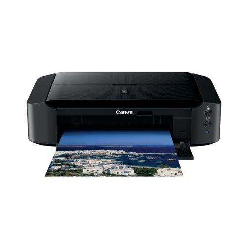Canon Pixma iP8750 Inkjet Photo Printer Black 8746B008