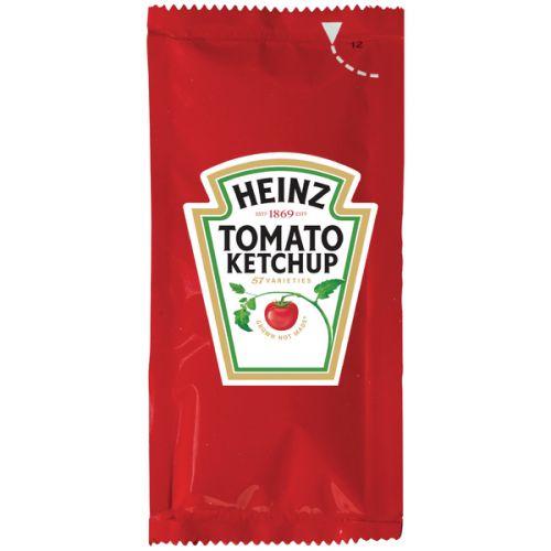 Heinz Tomato Ketchup Sachet 12g HEI001