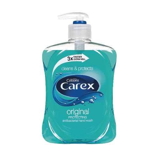 Carex Antibacterial Liquid Hand Soap 500ml 0604021