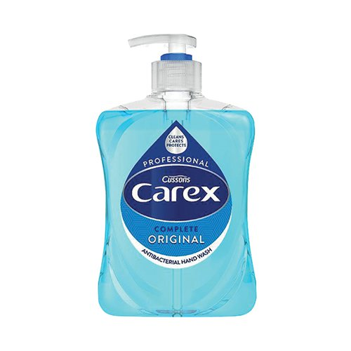 Carex Antibacterial Liquid Hand Wash 250ml (Pack of 6) KJEYS2502/6