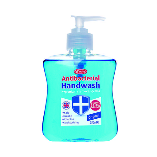 Certex Antibacterial Hand Wash 250ml (Pack of 2) KCWMAS/2