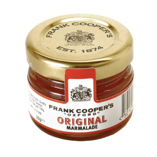Frank Coopers Mini Marmalade Jar 28g NST760