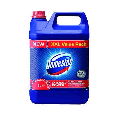 Domestos Professional Bleach 5 Litre VDLDO5
