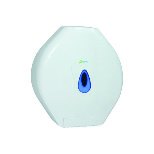 2Work Standard Jumbo Toilet Roll Dispenser DS925E CT34025