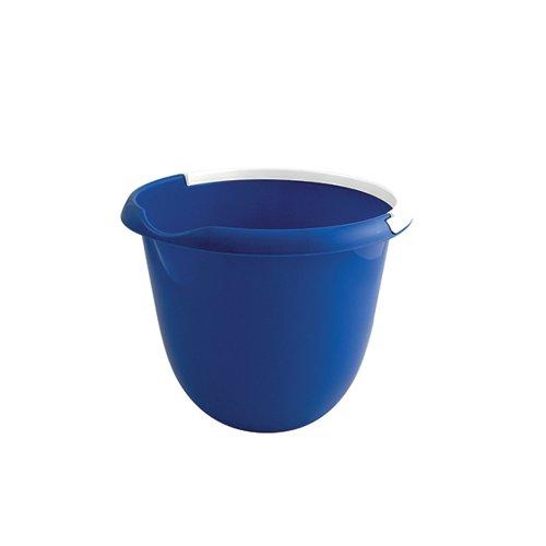 Plastic 10 Litre Bucket Blue BUCKET.10B
