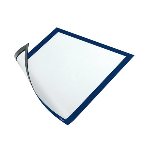 Durable Duraframe Magnetic A4 Blue (Pack of 5) 486907