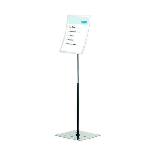 Durable Duraview Stand A3 Silver 498223