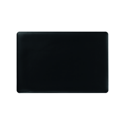 Durable Desk Mat Contoured Edge 530 x 400mm Black 710201