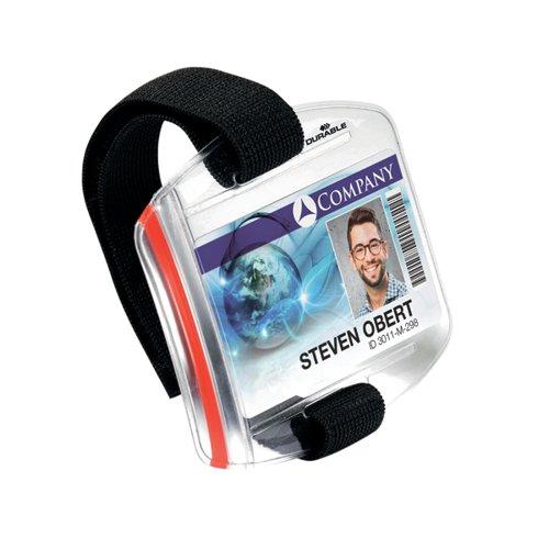 Durable Arm Band Badge Holder 841419