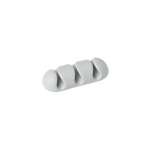 Durable Cavoline Cable Management Clip 3 Grey 503910