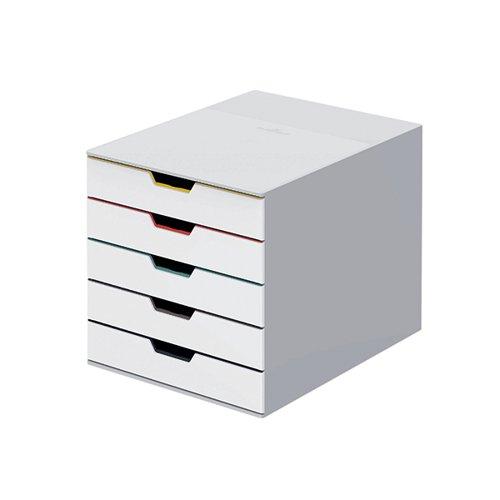 Durable Varicolor Mix 5 Drawer Unit 762527