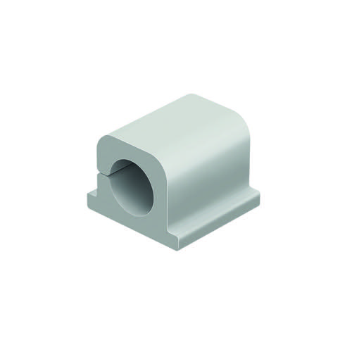 Durable Cavoline Cable Management Clip Pro 1 Grey 504210