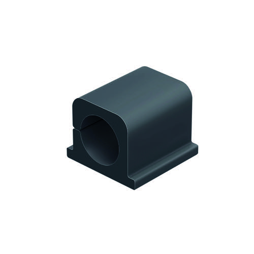 Durable Cavoline Cable Management Clip Pro 2 Graphite 504337