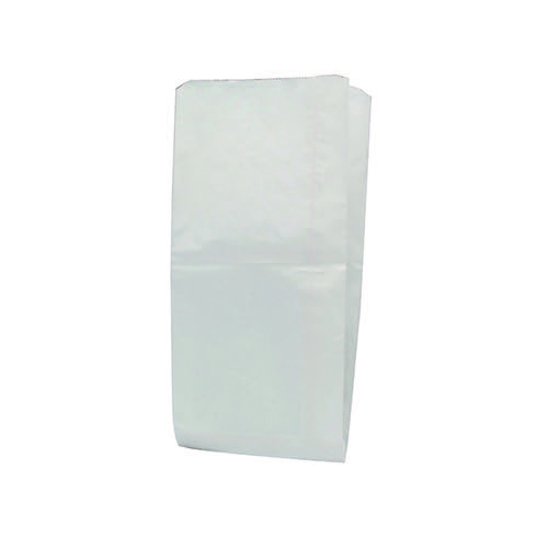 Paper Bag 152x216x279mm White (Pack of 1000) 9430019