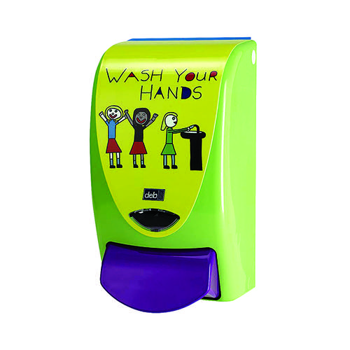 Deb Stoko Now Wash Your Hands Foam Wash 1000 Dispenser PROL1SCH