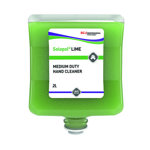 Deb Solopol Lime Wash 2 Litre Cartridge LIM2L
