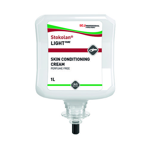 Deb Stokolan Light PURE 1 Litre Cartridge RES1L