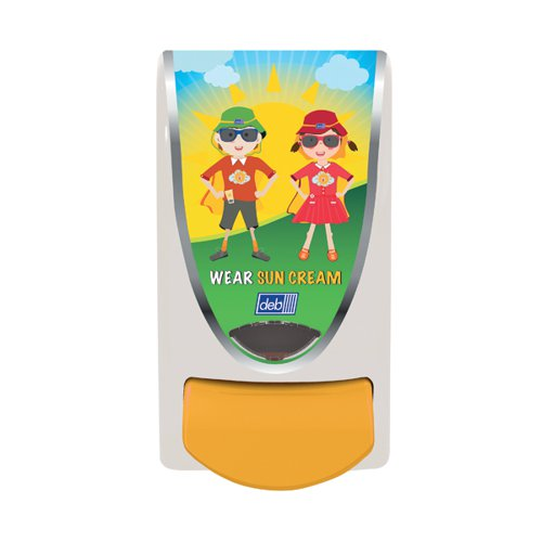 Deb Stokoderm Sun Heroes UV Protection Dispenser SUNHRO1LDS