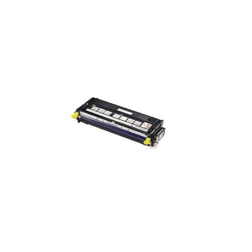 Dell Yellow Toner Cartridge High Capacity 593-10291