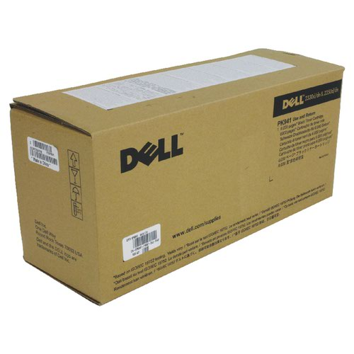 Dell Black High Yield Use and Return Toner Cartridge 593-10335