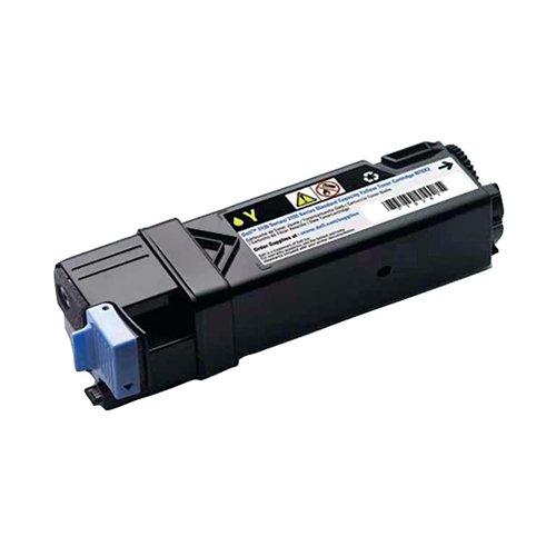 Dell Yellow Laser Toner Cartridge 593-11036