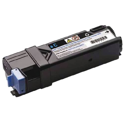 Dell Cyan Toner Cartridge High Capacity (For use with Dell 2150CN/CDN 2155CN/CDN) 593-11041