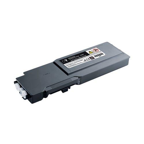 Dell Yellow Toner Cartridge High Capacity 593-11116 Toner DEL05427