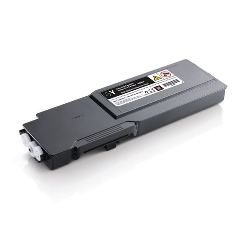 Dell Yellow Extra Toner Cartridge High Capacity 593-11120 Toner DEL05431