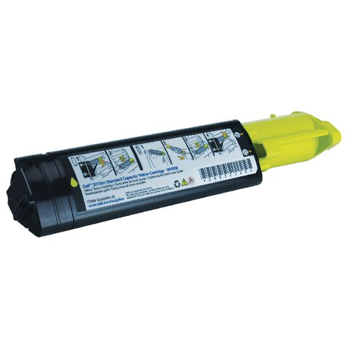 Dell Yellow Laser Toner Cartridge 593-10156 Toner DEL10156