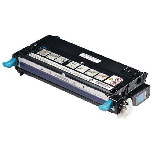 Dell Cyan Toner Cartridge (4000 Page Capacity) 593-10166