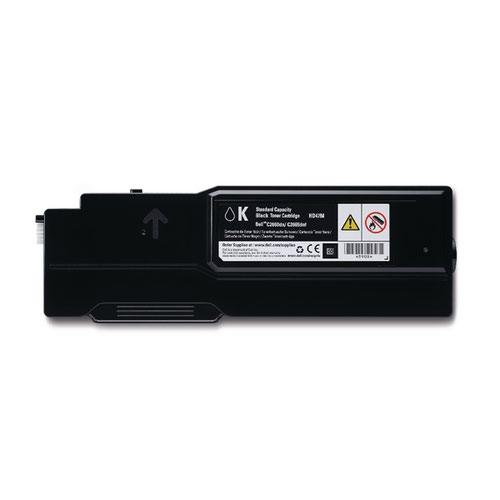 Dell Black Toner Cartridge (1 200 Page Capacity) 593-BBBM