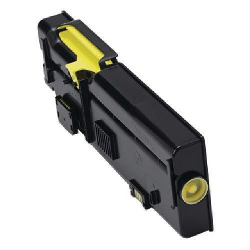 Dell Yellow Toner Cartridge (1,200 Page Capacity) 593-BBBO