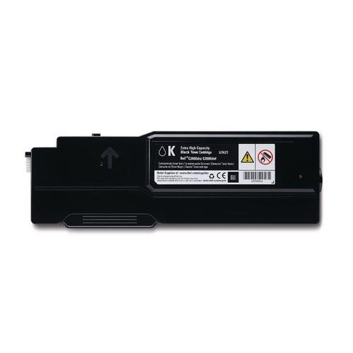 Dell Black Extra Toner Cartridge High Capacity 593-BBBU