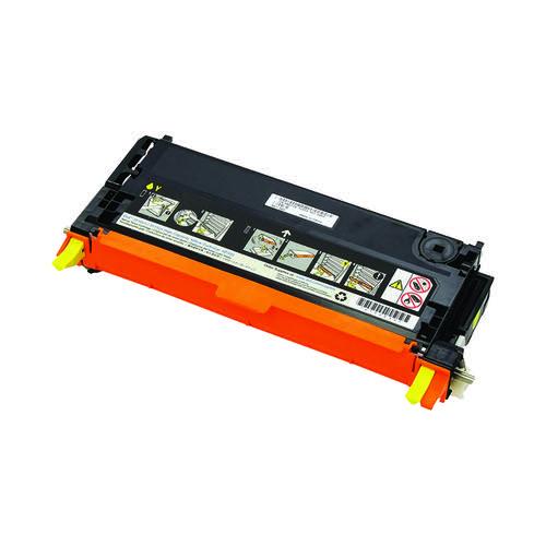 Dell Yellow Toner Cartridge High Capacity 593-10173
