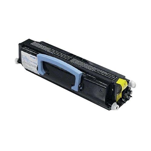 Dell 1720 Toner Cartridge High Capacity Use and Return Black 593-10237