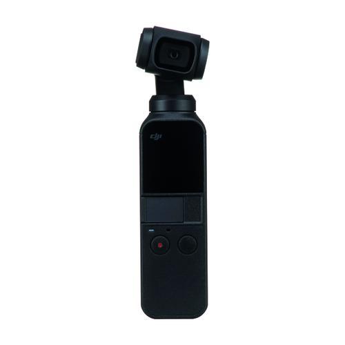 DJI Osmo Pocket Black Handheld Gimbal CP.ZM.00000097.02