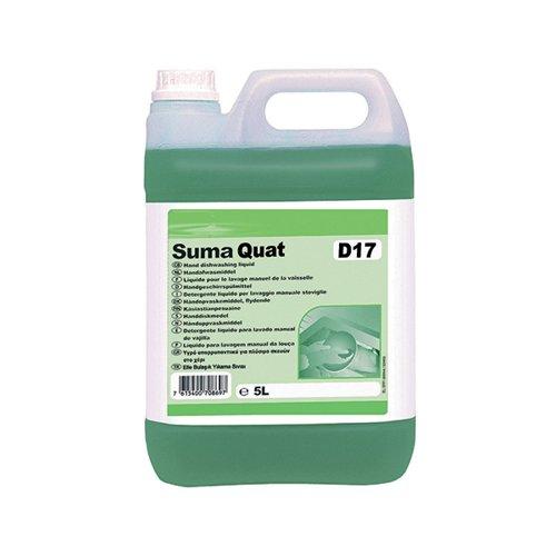 Suma Quat D1.7 2x5 Litres (Pack of 2) 100861466