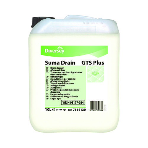 Suma Drain GTS Plus 10 Litre 7514130
