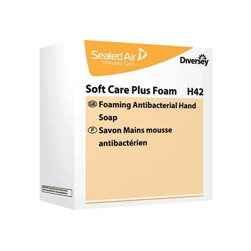 Diversey Soft Care Plus Foam H42 6x0.7L (Pack of 6) 100985879