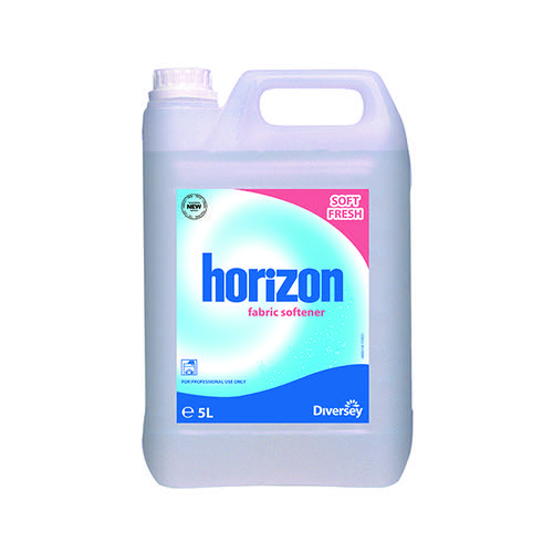 Horizon Fabric Conditioner Soft Fresh 5 Litre (Pack of 2) 7522272