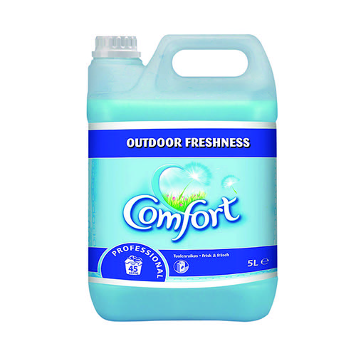 Comfort Professional Fabric Softener 5 Litre (Pack of 2) 7508496